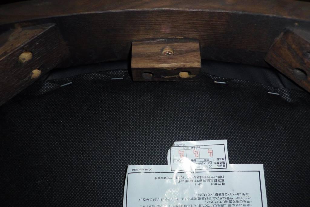 ニトリの家具の傷