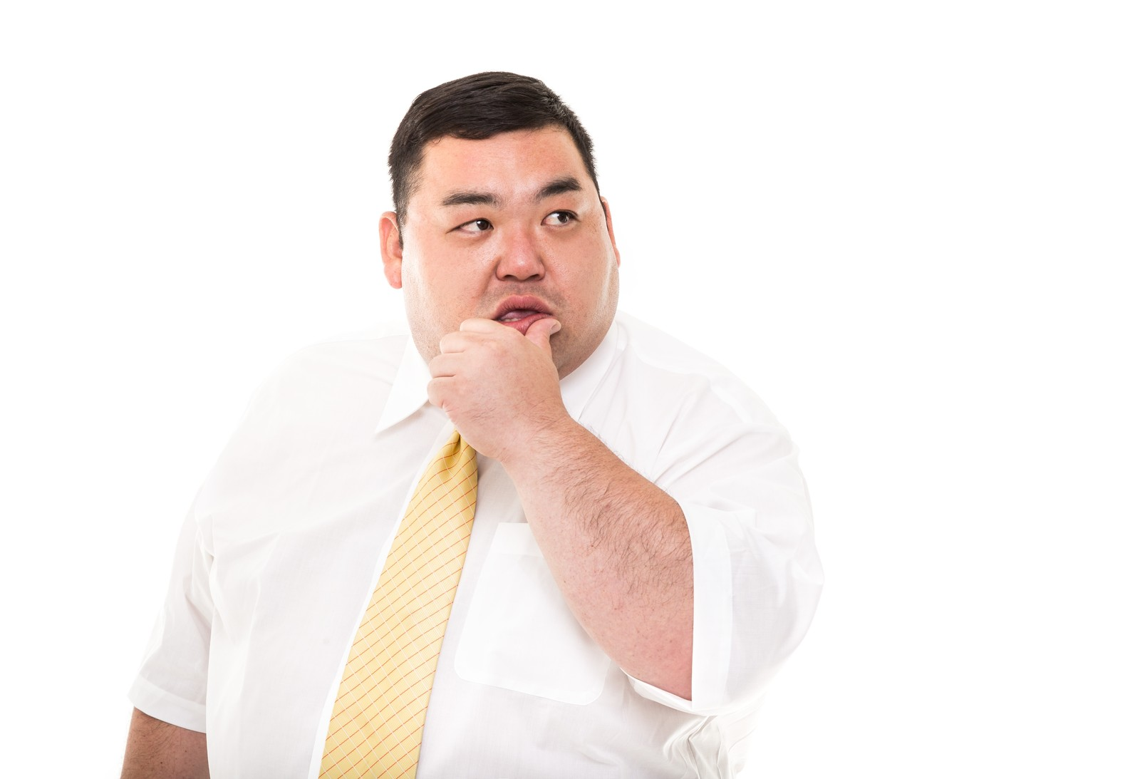 ポッチャリ男子