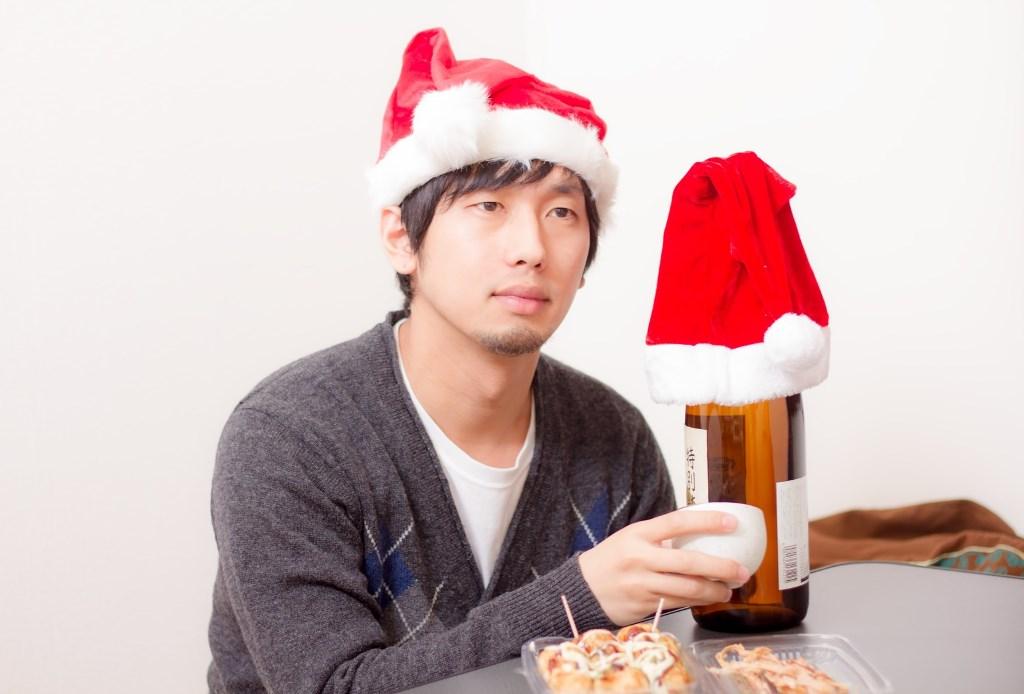 独りぼっちのクリスマス