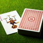 カードゲームのトランプ
