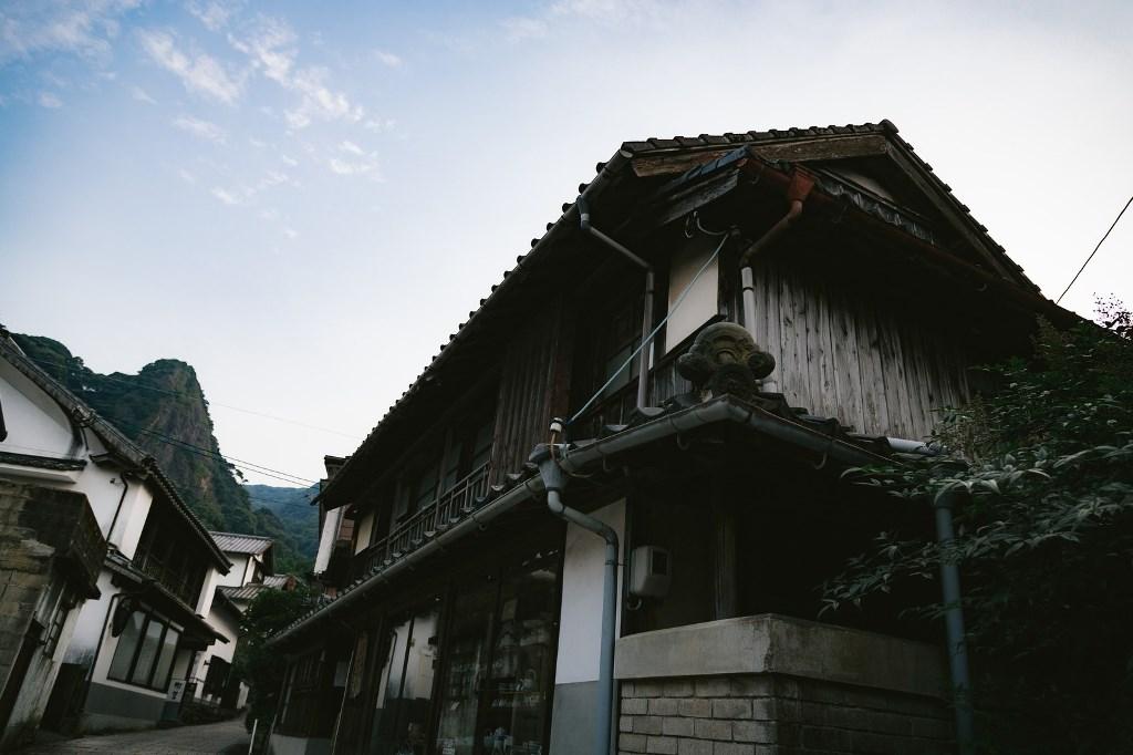 田舎の一軒家