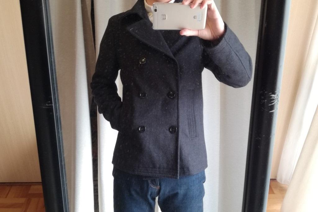 自分のPコート