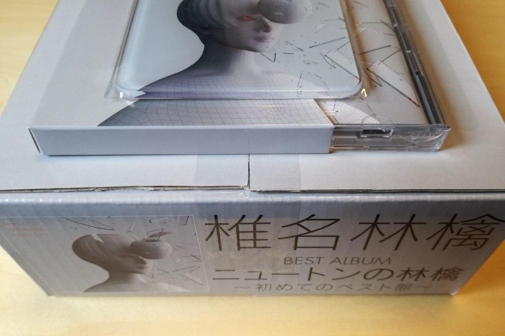ニュートンの林檎のBOX